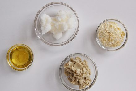 DIY cocoa body butter recipe