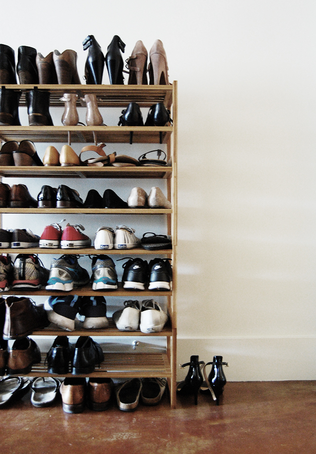 Why We Use Front Door Shoe Storage