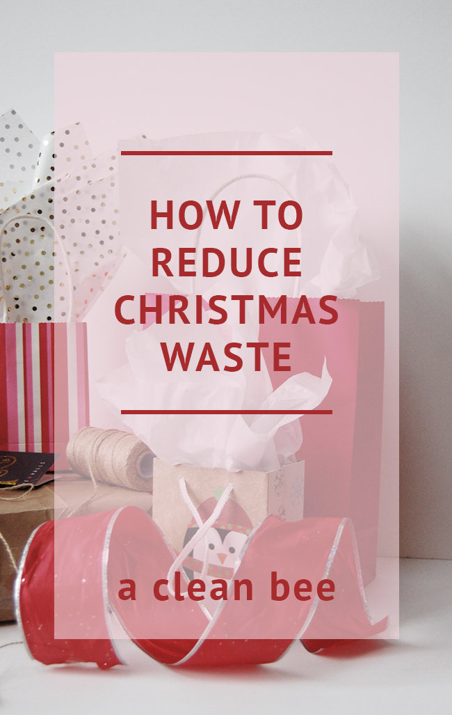 Eco friendly Christmas ideas