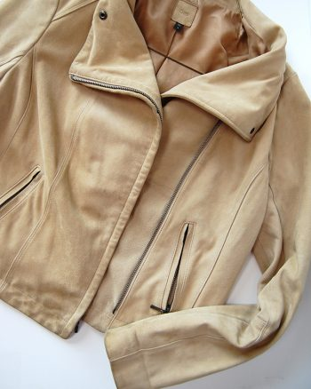 How to Clean a Suede Jacket and Liner