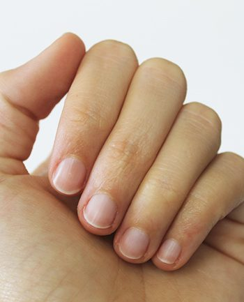 DIY All Natural Polish-Free Manicure