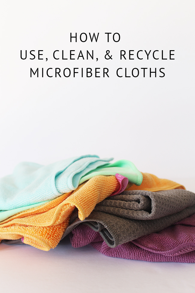 Microfiber cloths are extremely absorbent, excellent at picking up dirt and grime, and eliminate paper towel waste - but are they actually causing more environmental harm than good?