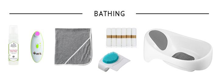 Newborn essentials list